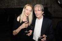 Jen Gilpin und Achim Kubinski