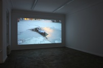 Sebastian Stumpf, installation view Thomas Fischer, Berlin 01