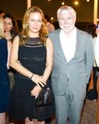 Glenn O'Brien, Diana Picasso