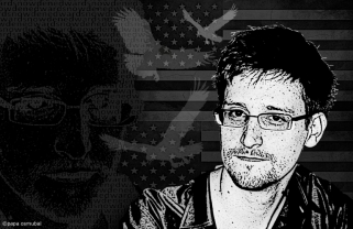Papa Osmubal, Edward Snowden – Whistleblower, 2013