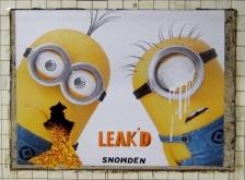 PosterBoy, Leak'd Snowden, 2013