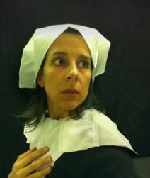 "Alle Bilder: Nina Katchadourian, ""Lavatory Self-Portraits"", ab 2010. ©the artist, http://www.ninakatchadourian.com"