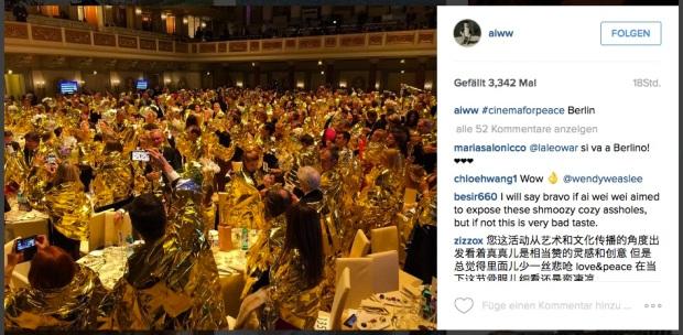 Ai Weiwei Cinema for Peace
