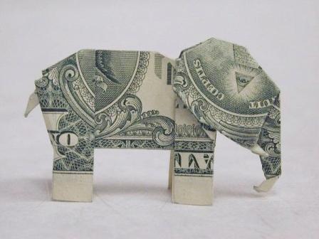 Geldelephant