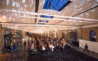 Audemars Piguet Gallery Weekend Gala Dinner 2019. Photo© David von Becker.